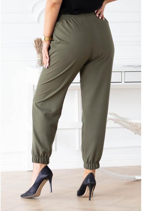 tył spodni khaki xxl