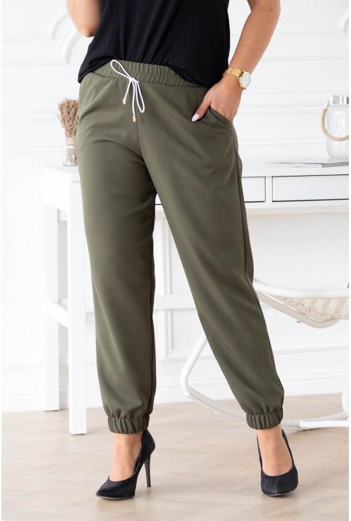 przód spodni size plus xxl