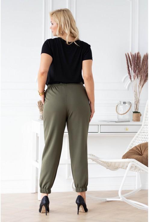tył spodni size plus xxl