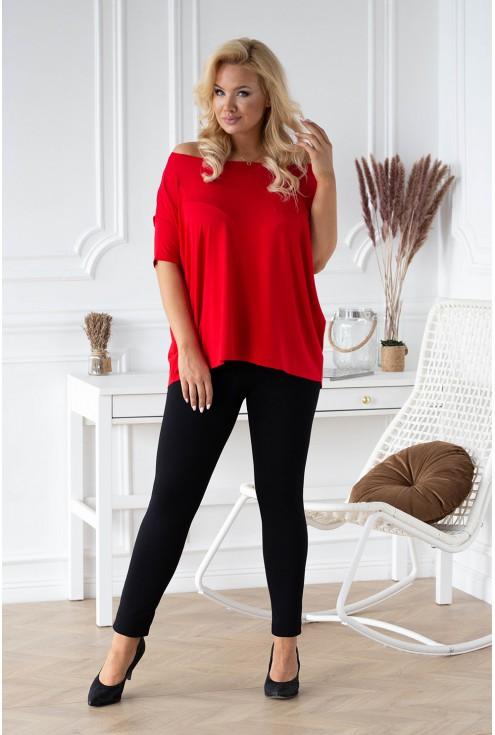 Oversizowa bluzka Dagmara