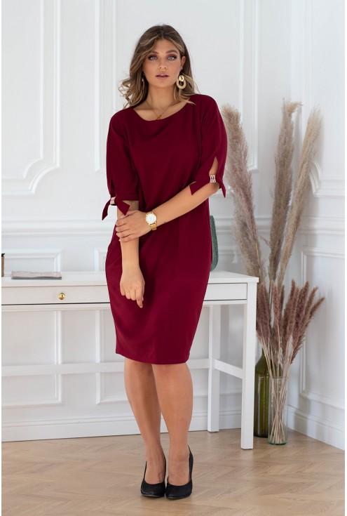 elegancka sukienka xxl