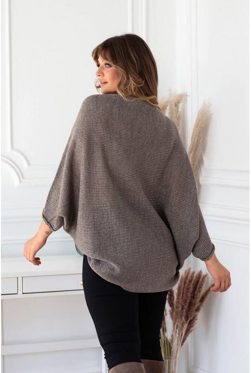 tył swetra