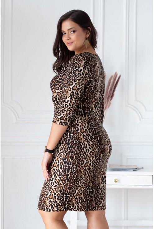 sukienka lisha plus size xxl