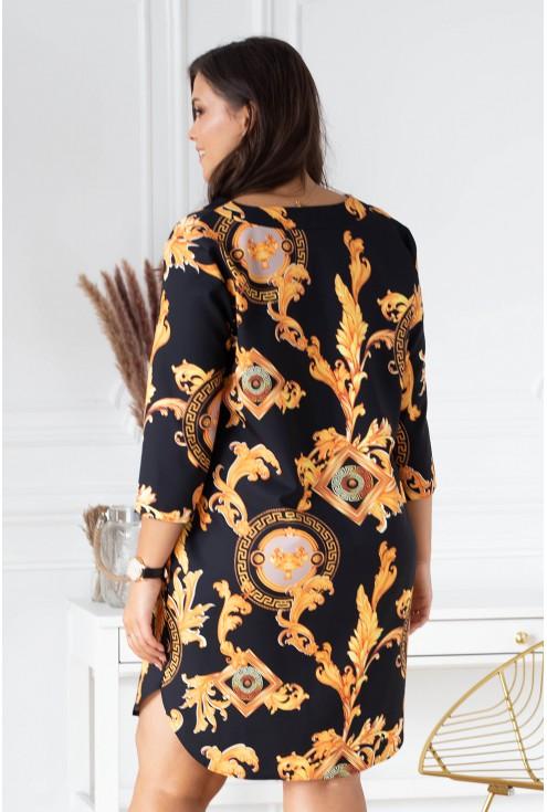 tył sukienki chiara xxl