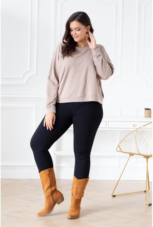 modna bluza oversize xxl