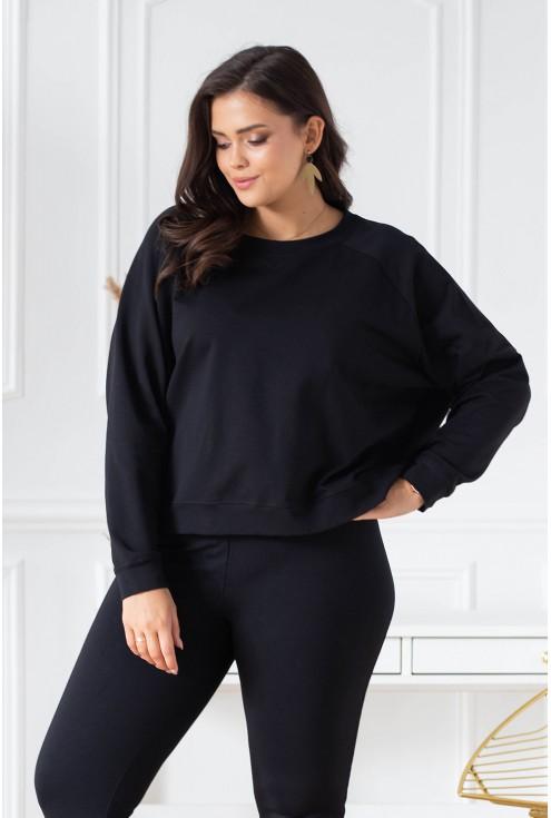 modna bluza - duże rozmiary