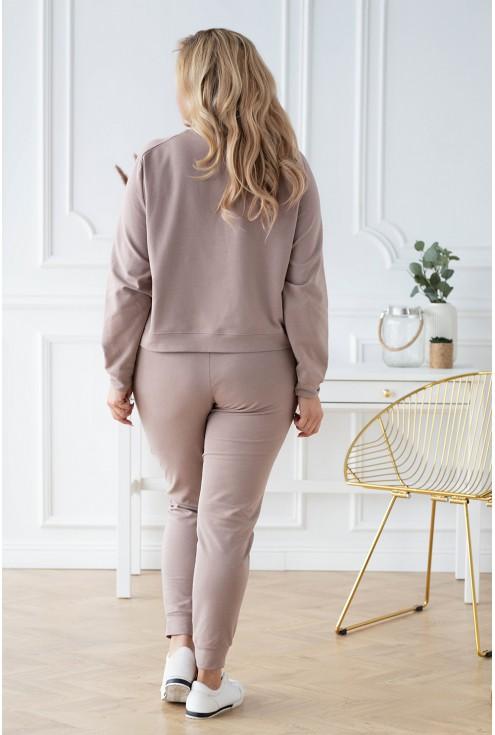 spodnie dresowe michaela xxl