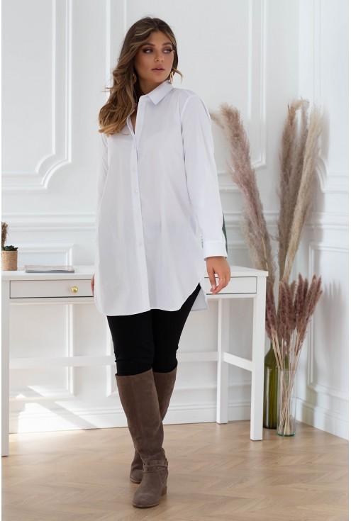 długa koszula plus size