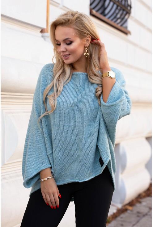 sweterek morski xxl