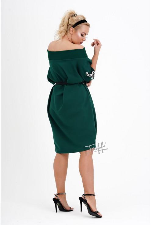 tył sukienki xxl