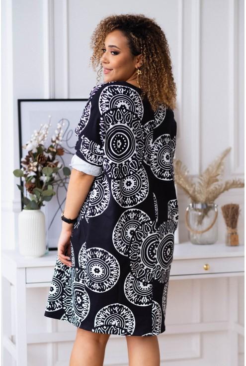 modna sukienka xxl Love