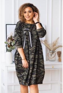 Moro sukienka oversize