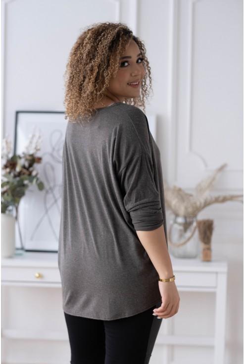 khaki bluzka xxl