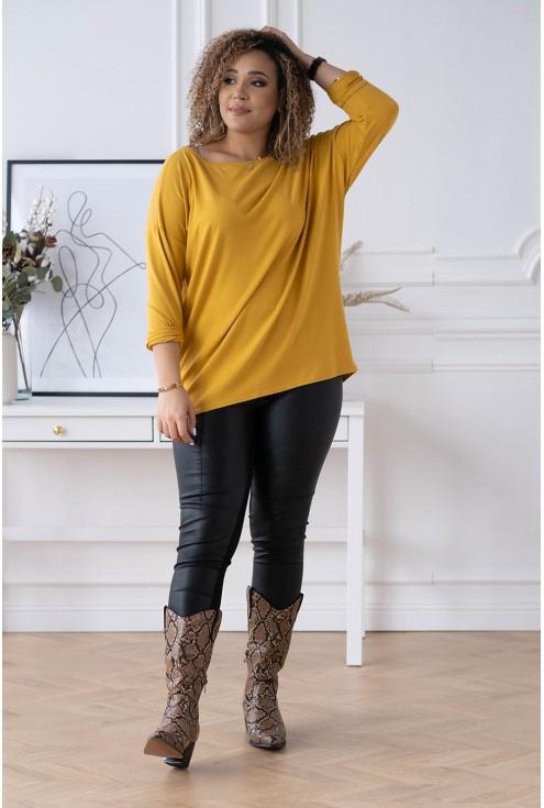 modna bluzka plus size