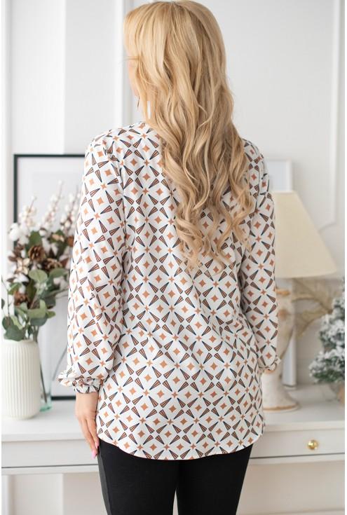 bluzka z wzorem jodie