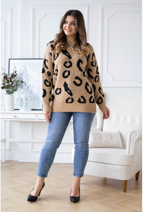sweterki lamparcie xxl