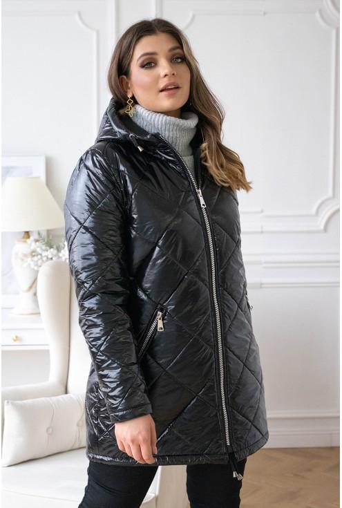 kurtka pikowana plus size xxl