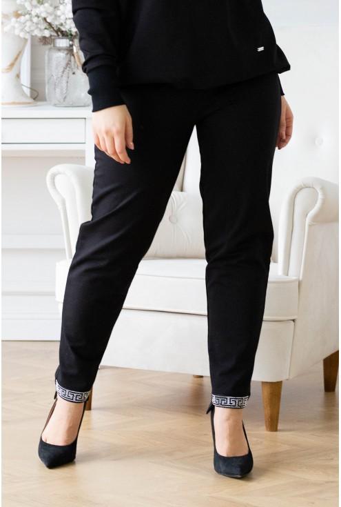 spodnie zestawu Maddi z krótszym przodem