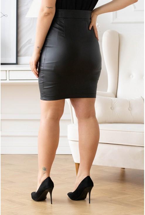 tył spódnicy plus size