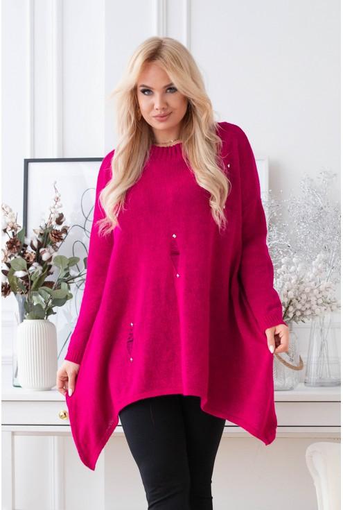oversizowy sweter Merlin