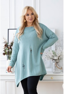 morski sweter Merlin xxl