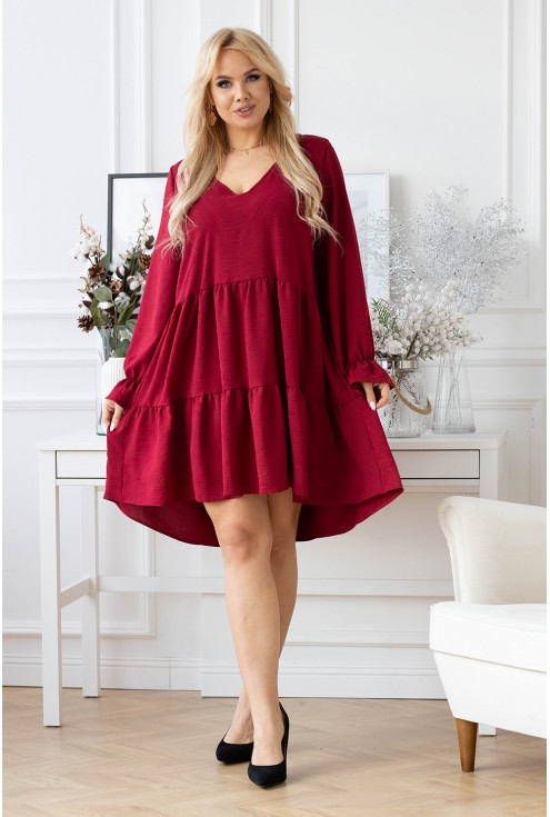 Sukienka plus size Chrtisitne
