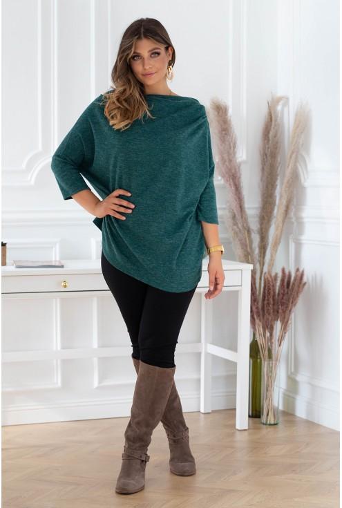 butelkowy sweterek xxl