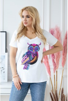 t-shirt sowa plus size