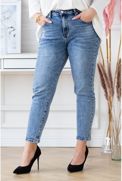 przecierane spodnie Jasen