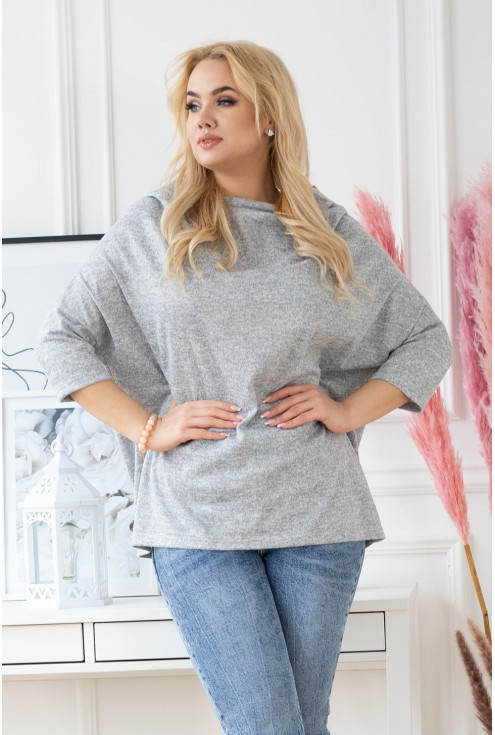 szary sweter Clarissa