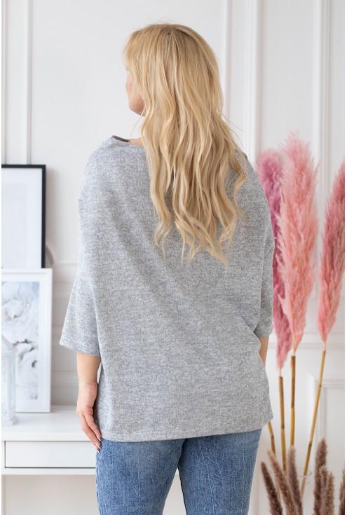 tył swetra xxl Clarissa