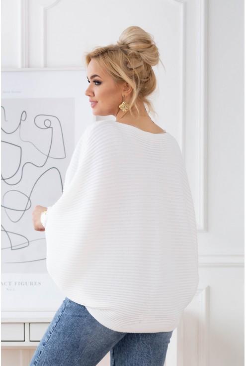 ciepły sweter XXL