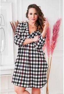 sukienka Chiara plus size