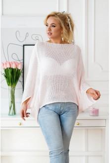 jasnoróżowy sweterek Camila