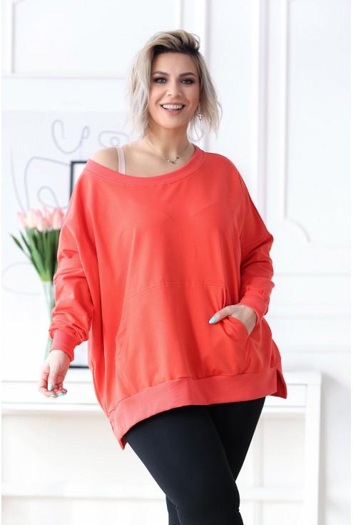 oversizowa bluza Camisa