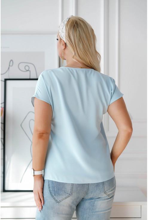 tył bluzeczki xxl