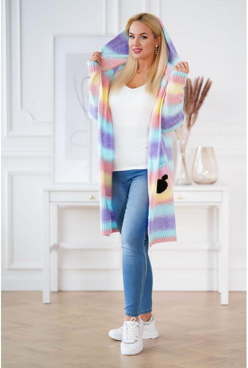 sweter viva ombre xxl