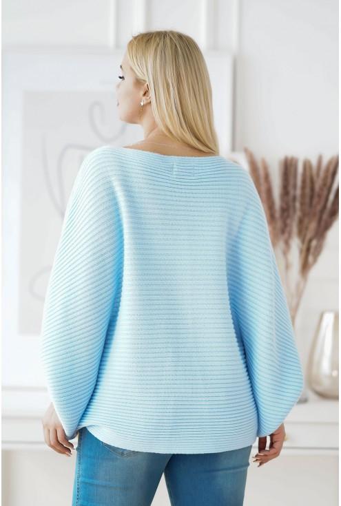 ciepły sweter XXL Peyton