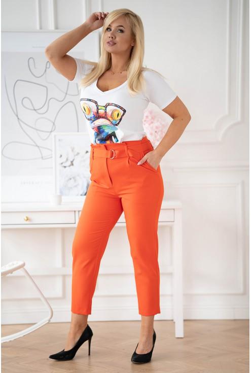 eleganckie spodnie Gianna XXL