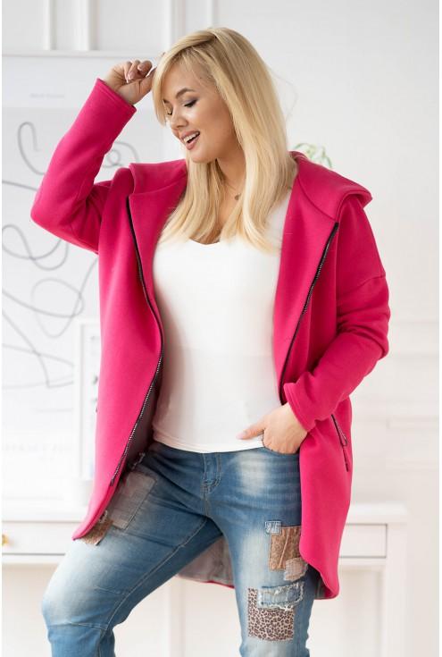 płaszcz plus size Laila