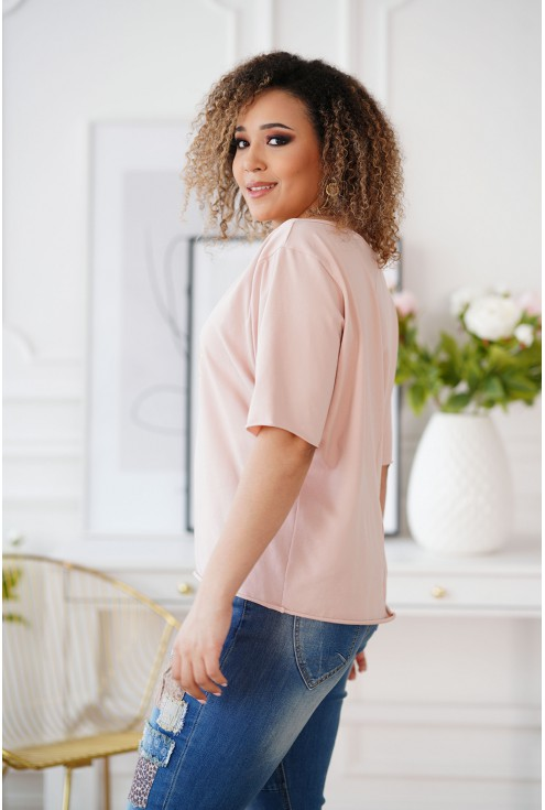 bluzka plus size Brillant