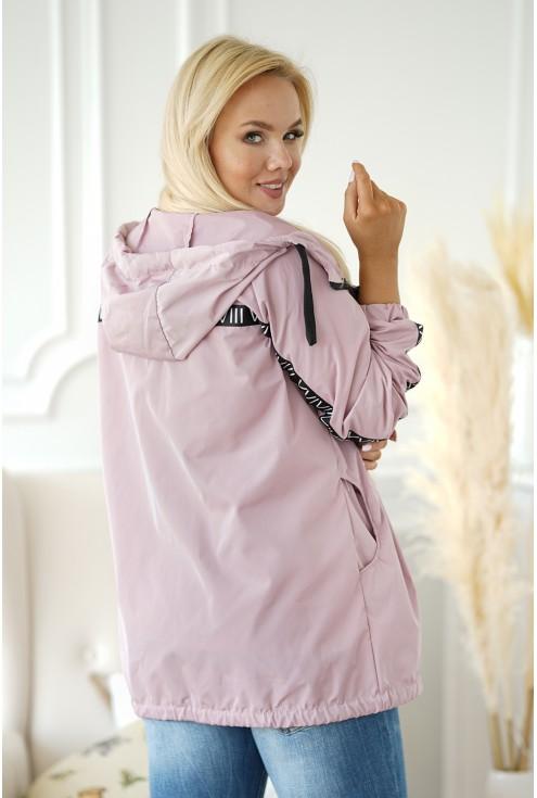 kurtka przeciwdeszczowa plus size xxl