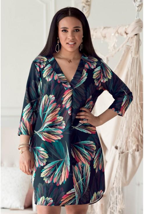 sukienka plus size Chiara