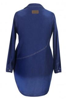 Jeansowa koszula / tunika - CHLOE