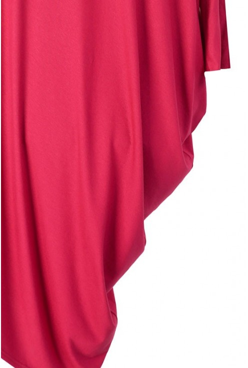 RÓŻOWA tunika / sukienka PAULINA 2