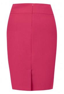 Różowa spódniczka ołówkowa GRACE