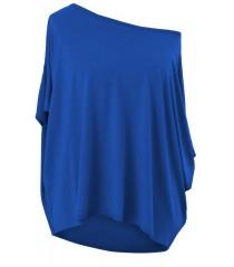 Chabrowa bluzka oversize DAGMARA