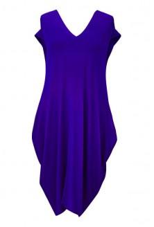 CHABROWA dzianinowa sukienka - CYNTIA