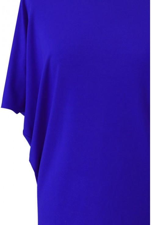 Chabrowa dzianinowa bluzka - DORA