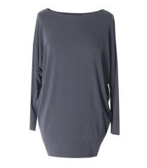STALOWA bluzka tunika BASIC (ciepły materiał)